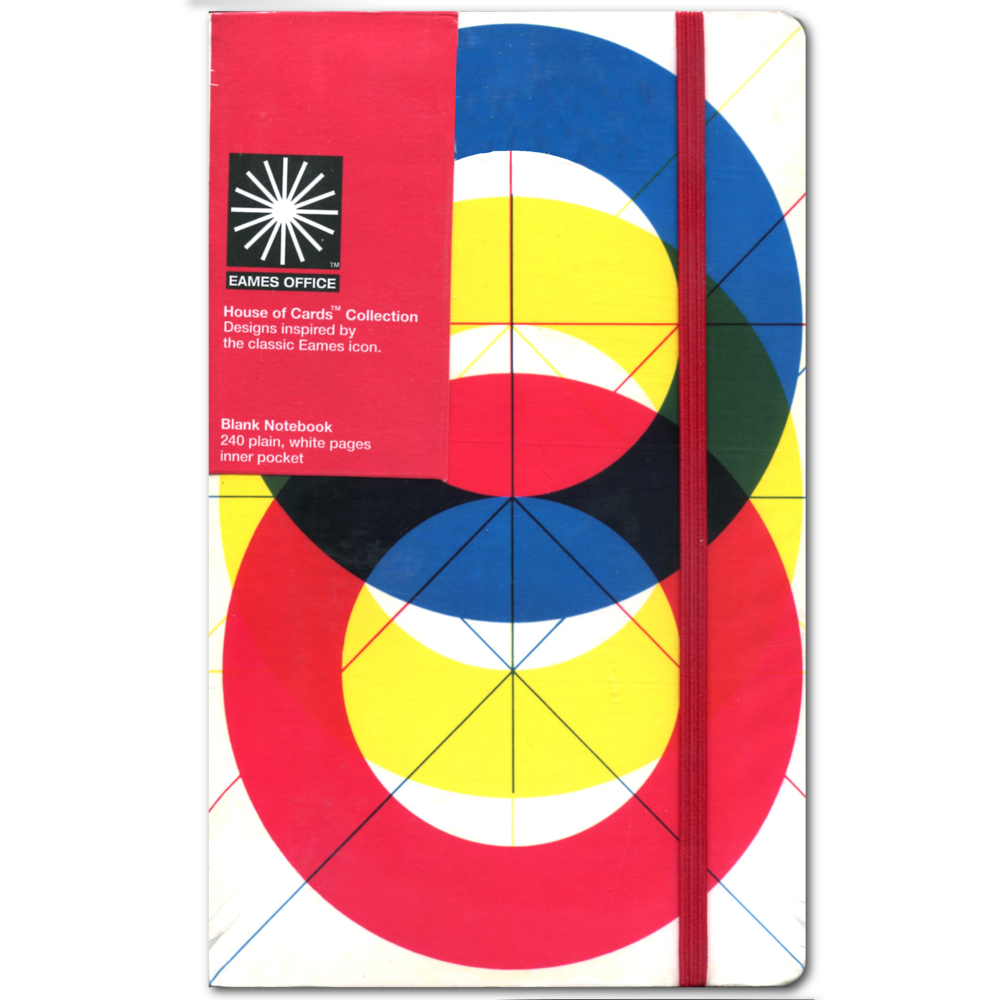 Eames Hoc A5 Circles Notebook