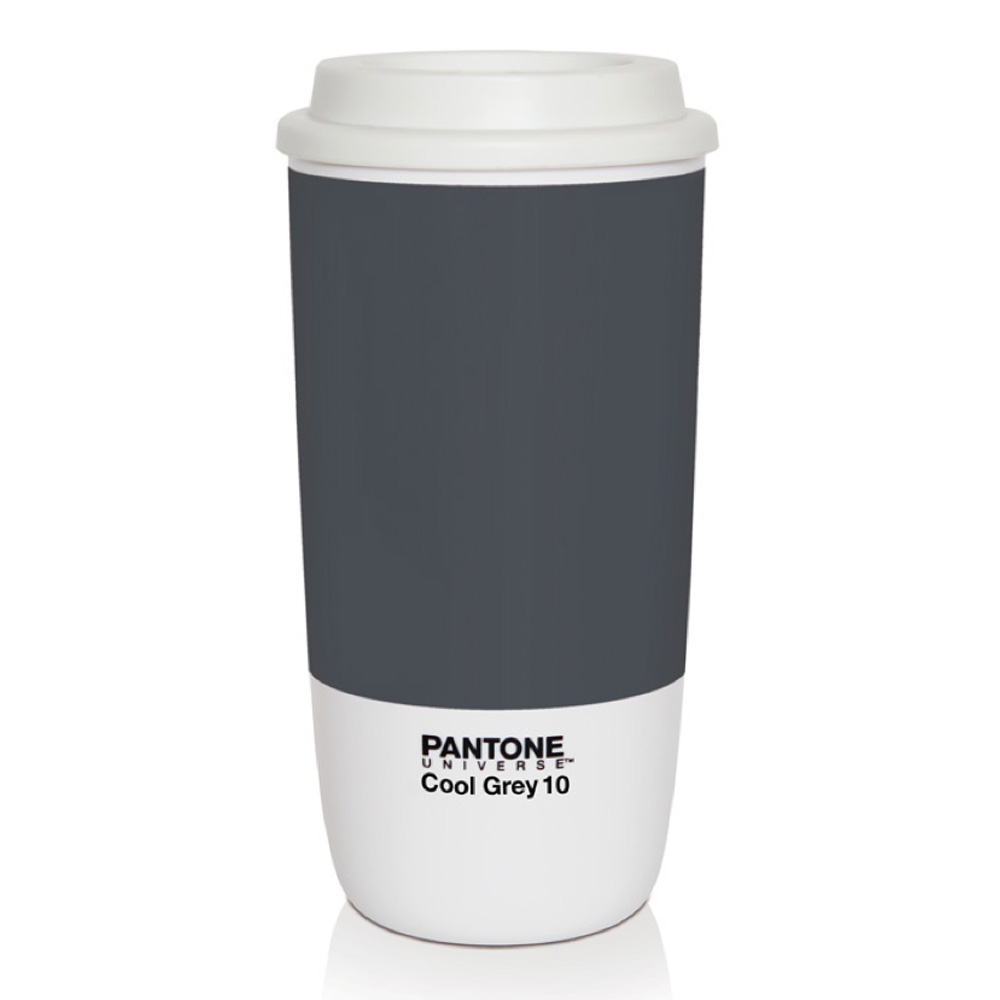 Pantone Universe Thermo Cup Cool Gray 10