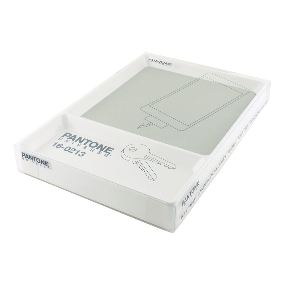 Pantone Universe Key Tray Tea