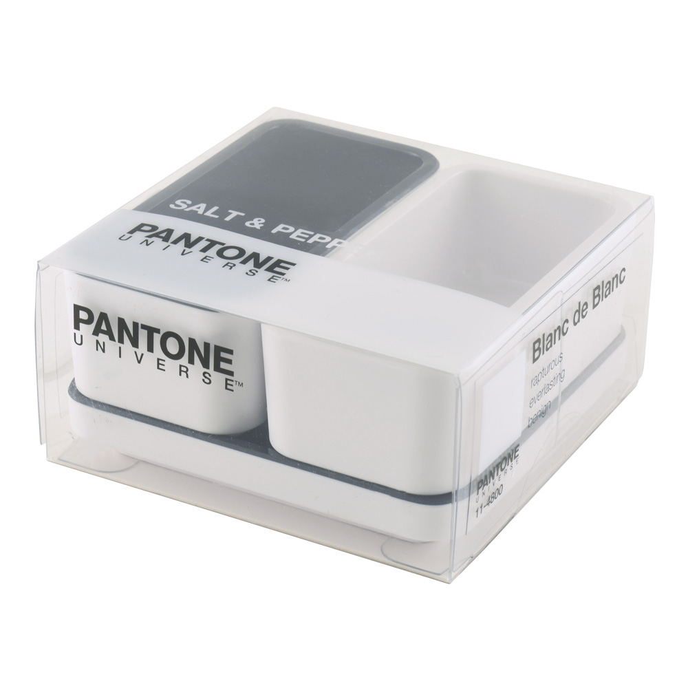 Pantone Universe Mood Salt And Pepper Set