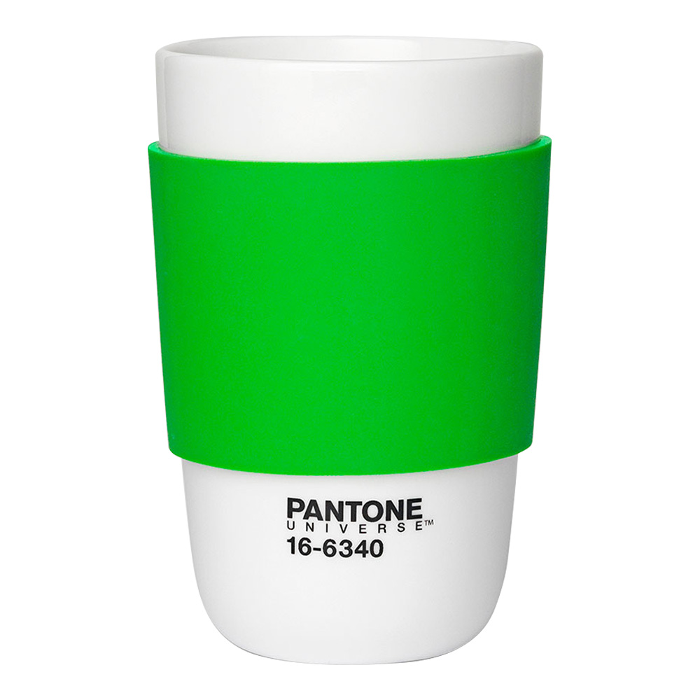 Pantone Porcelain Classic Cup Classic Green