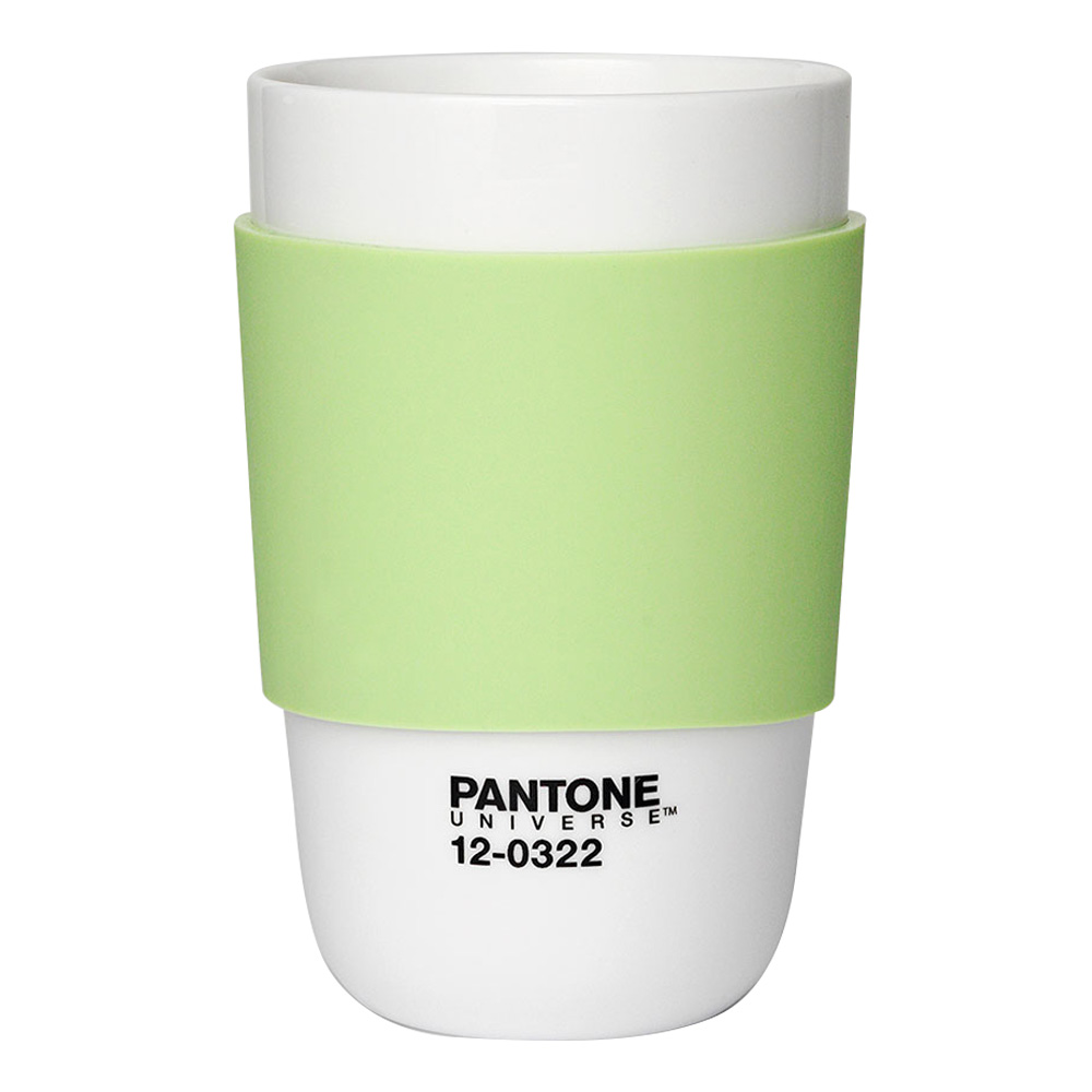 Pantone Porcelain Classic Cup Butterfly