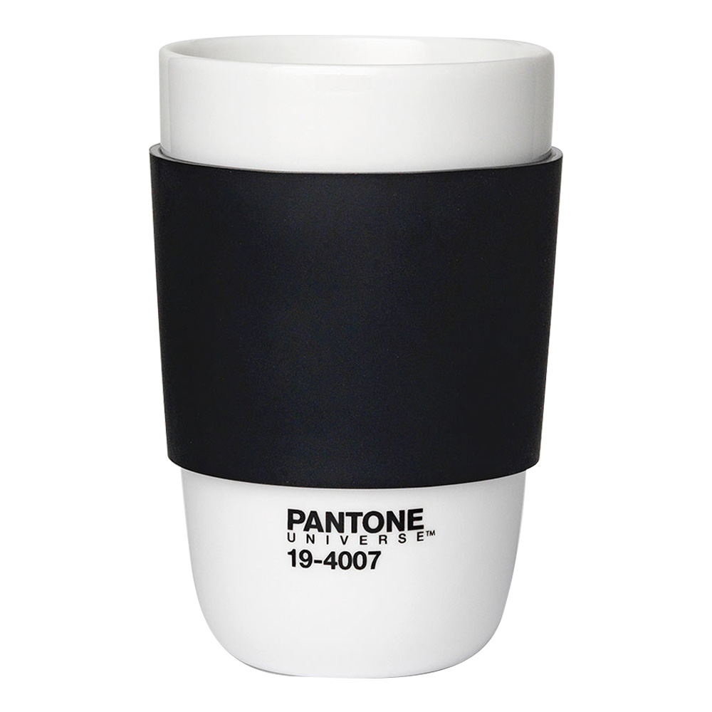 Pantone Porcelain Classic Cup Anthracite