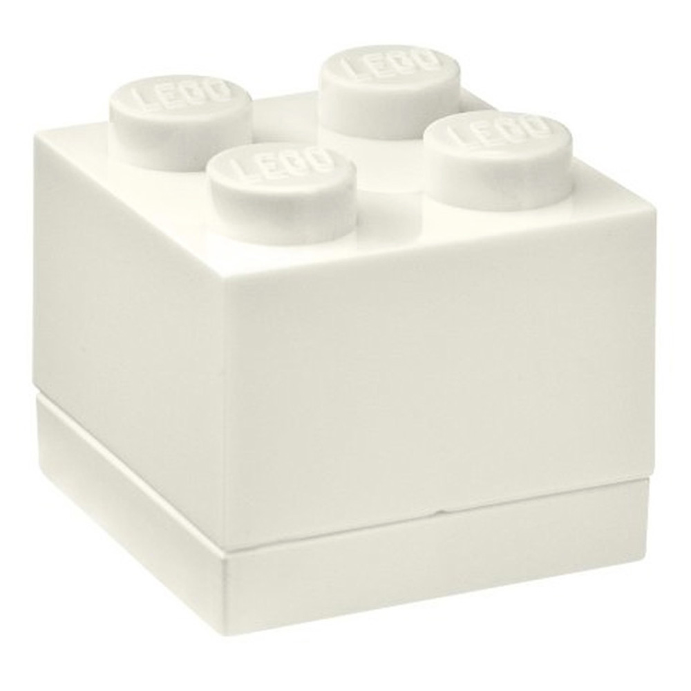 Lego Lunch Mini Box 4 White