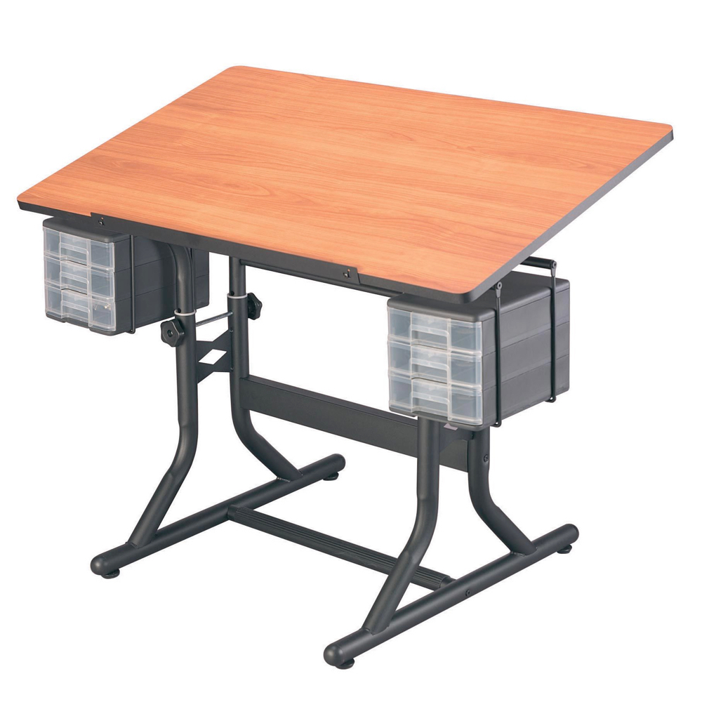 Craftmaster Drafting Table Cherry *OS1