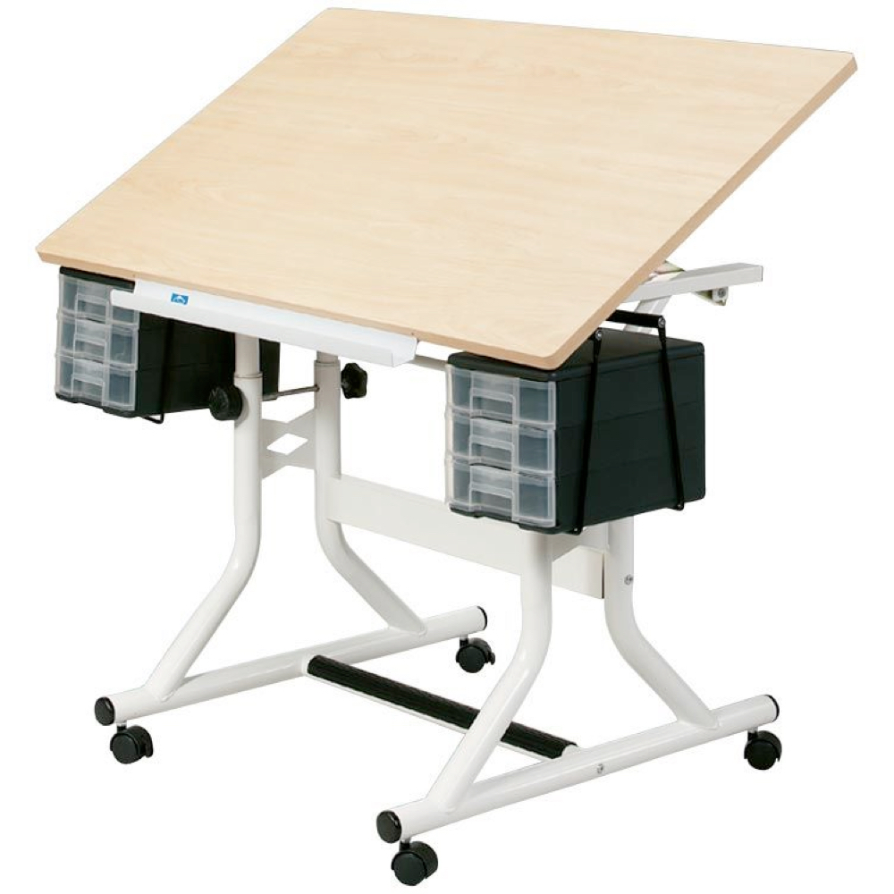 Craftmaster Drafting Table Maple *OS1