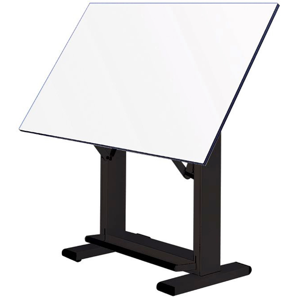 Alvin Elite Table 37.5X72 Black Base *OS3