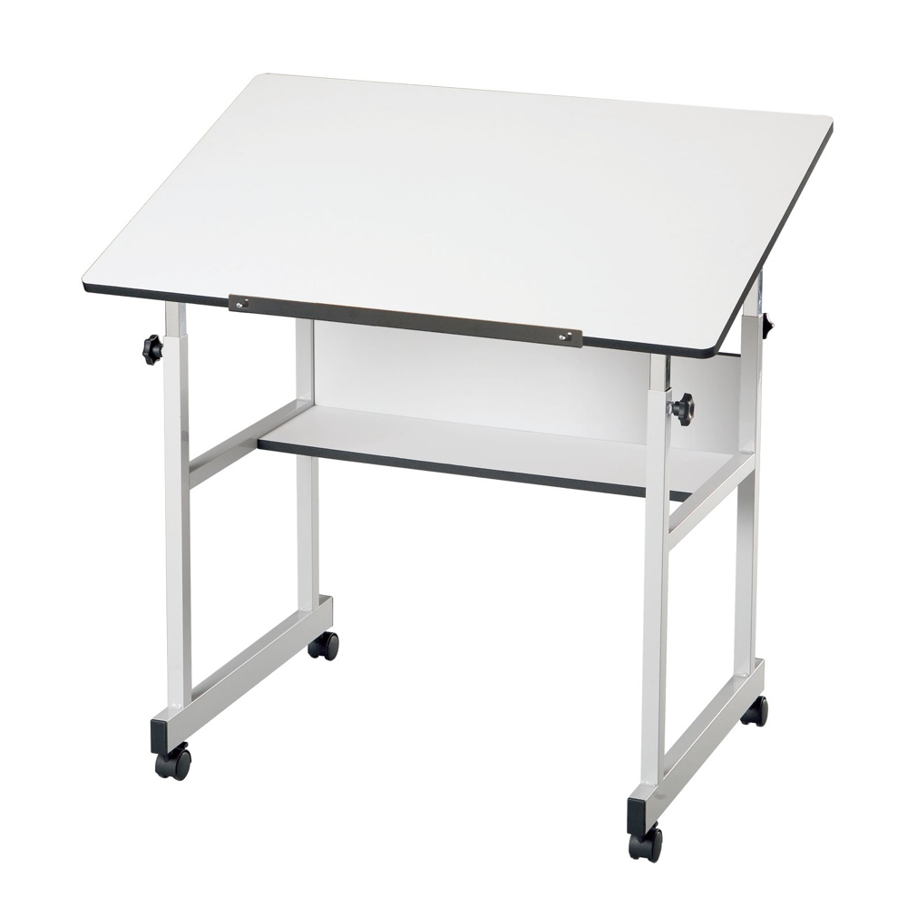 Alvin Minimaster Table White *OS1