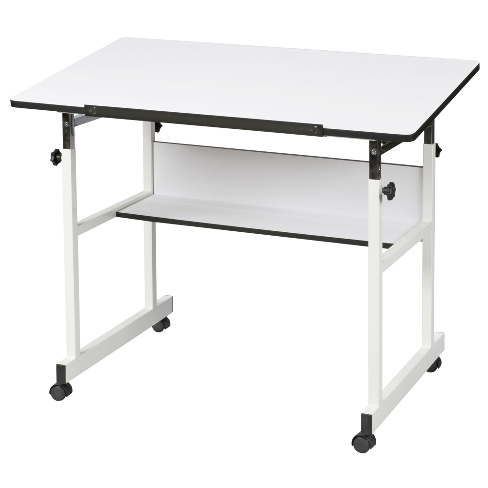 Alvin Minimaster Ii Table White *OS1