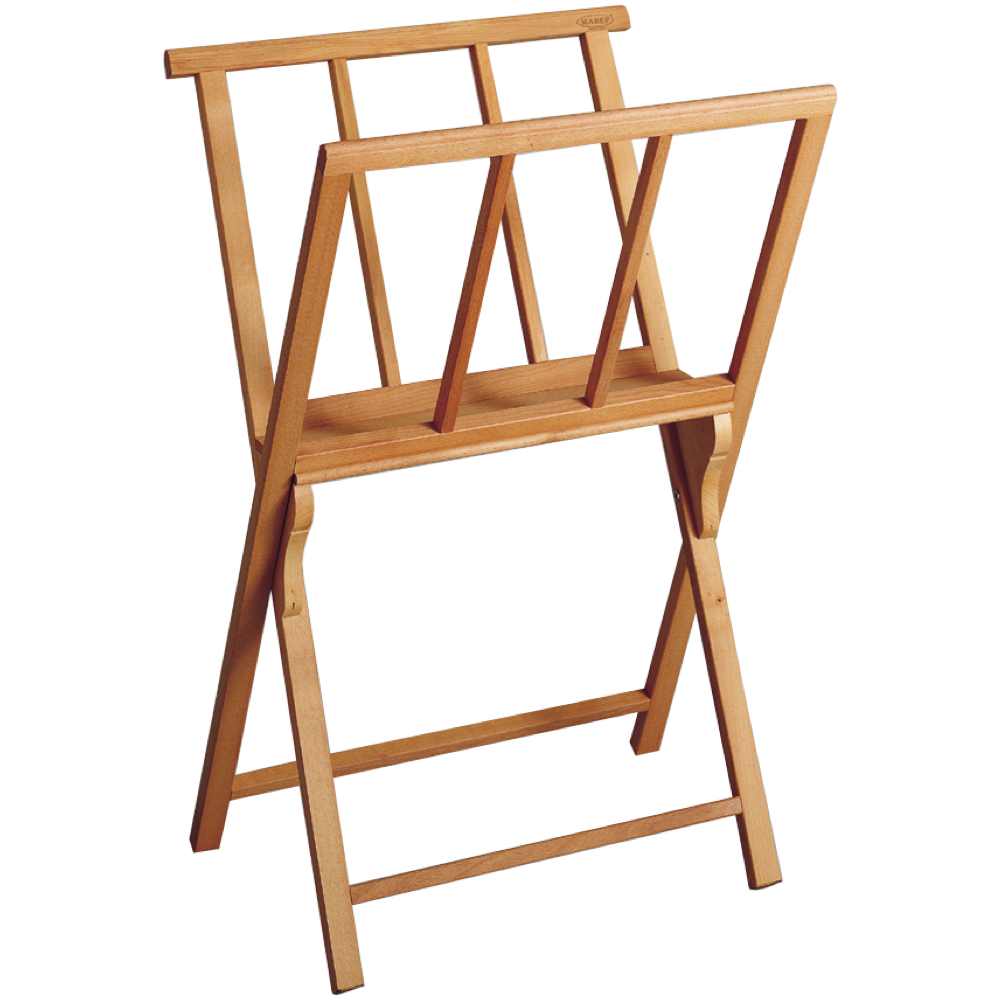 Mabef Mbm-38 Folding Wood Print Rack