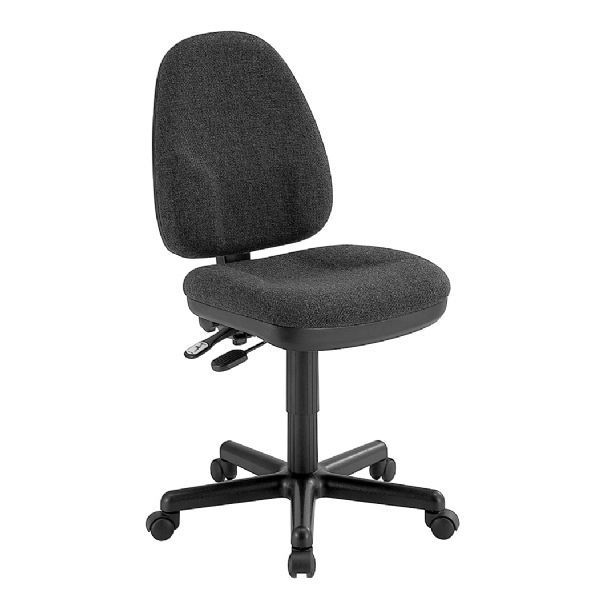 Monarch Office Height Black Chair