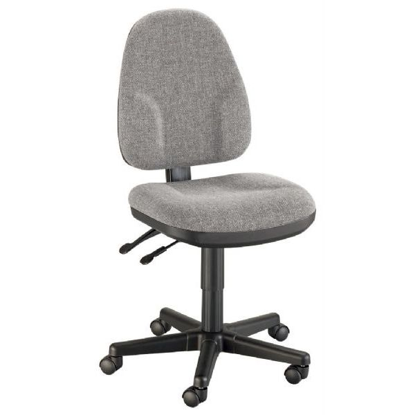 Monarch Office Height Med Gray Chair