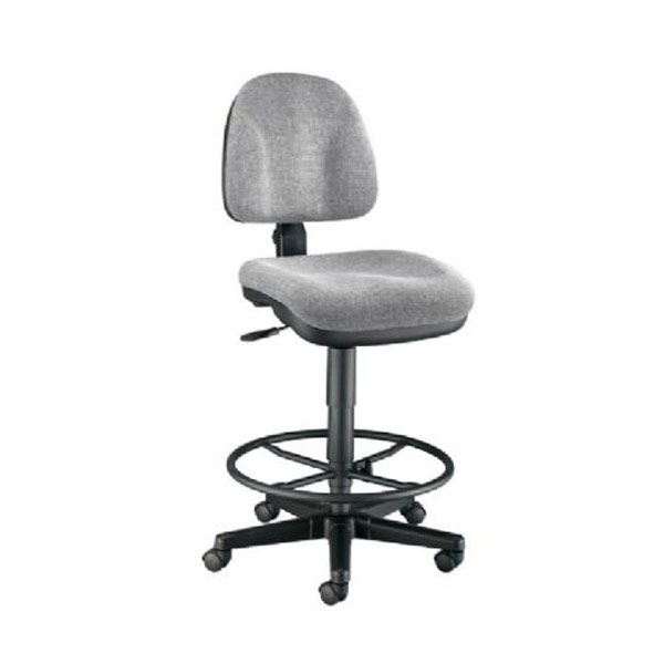Premo Ergonomic Drafting Chair Med. Gray