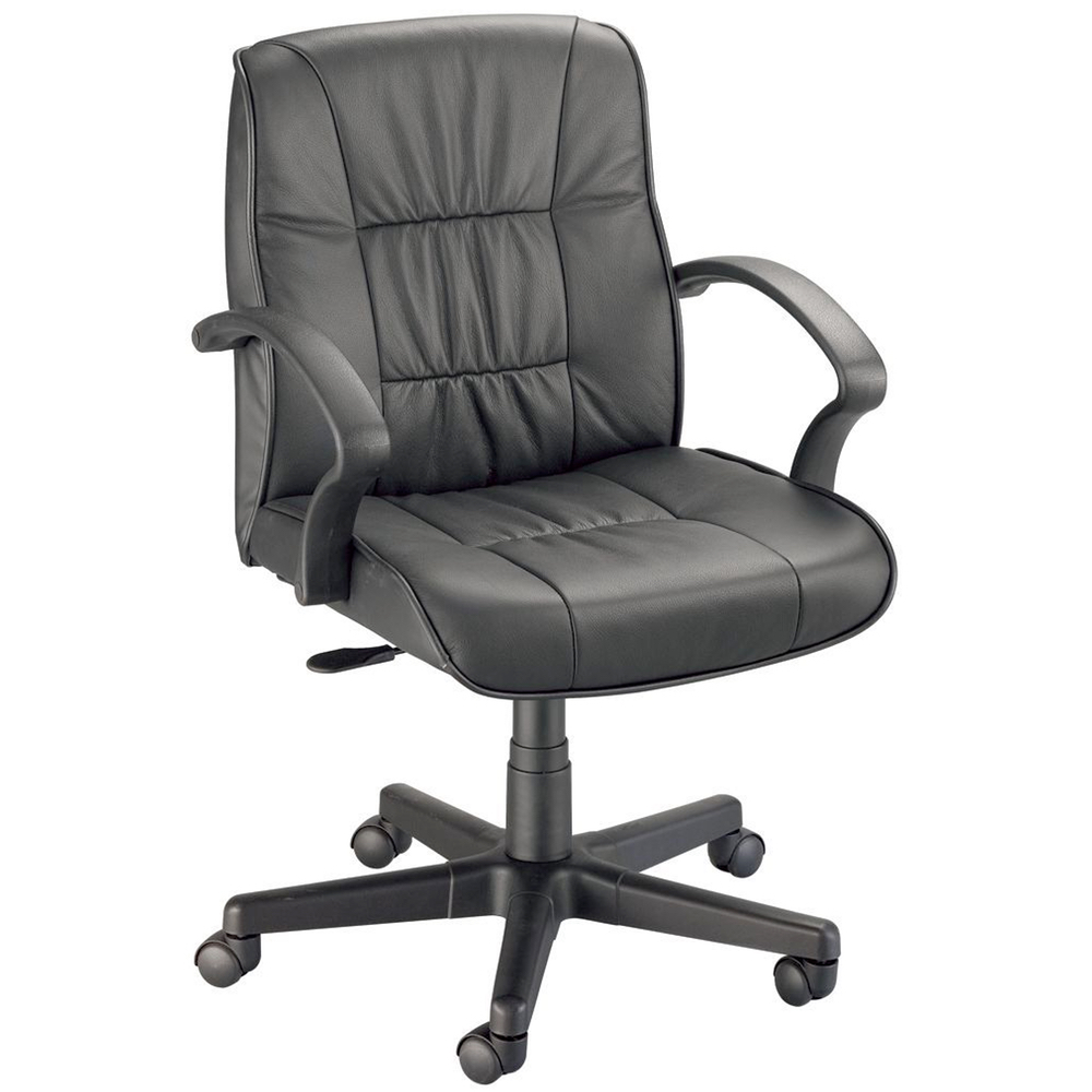 Art Director Executive Leather Office Chair