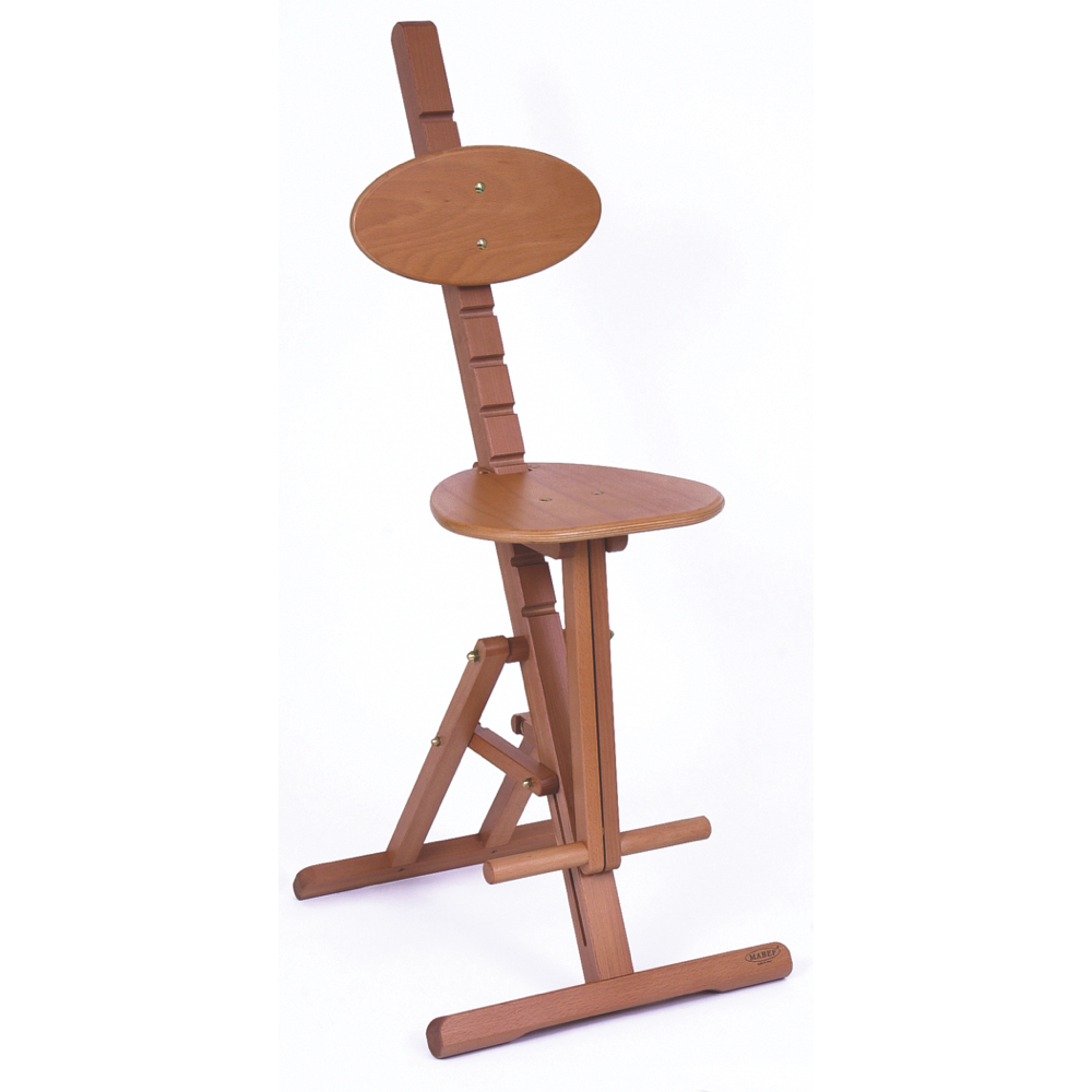 Mabef Mbm-44 Adjustable Stool