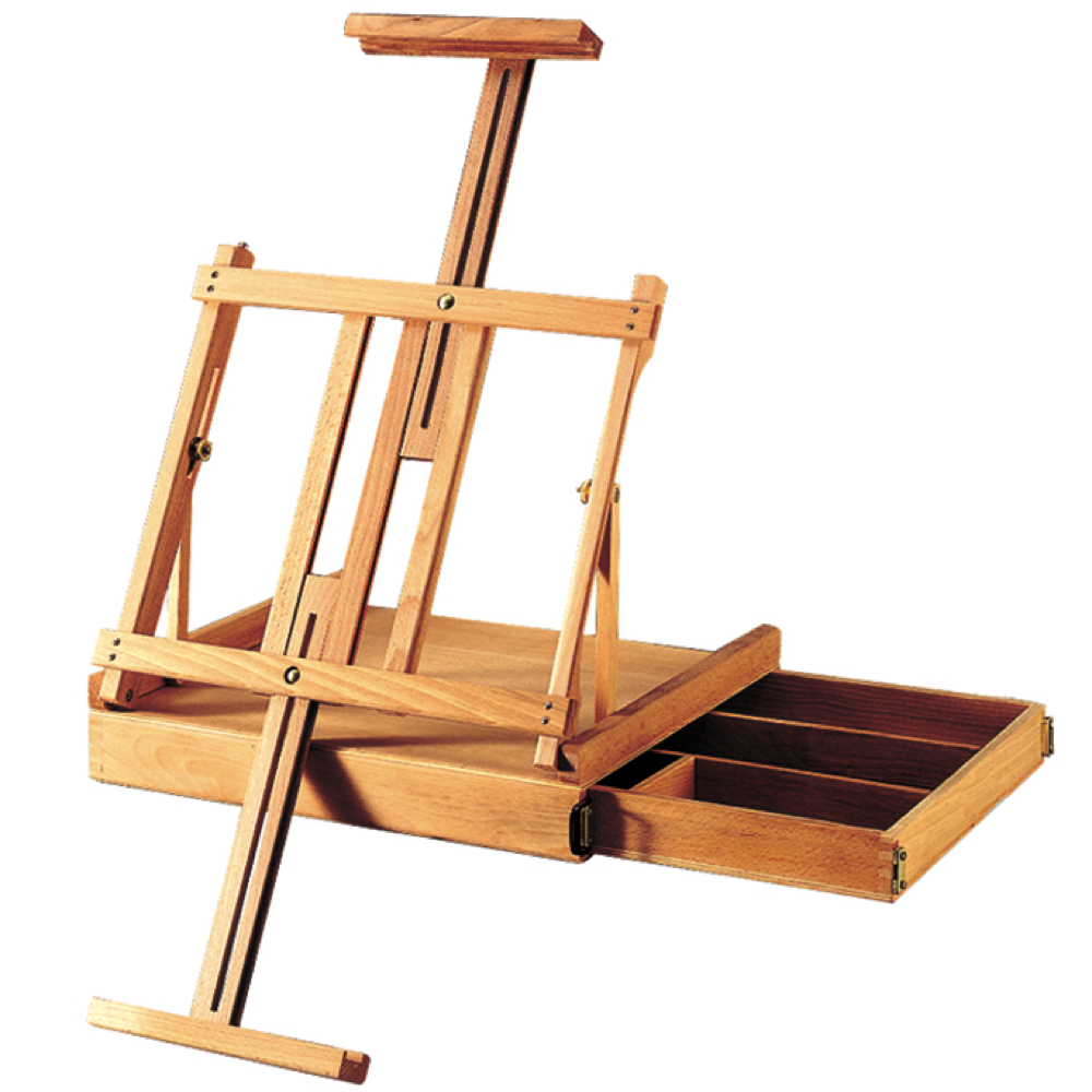 Ravenna Box Easel Natural