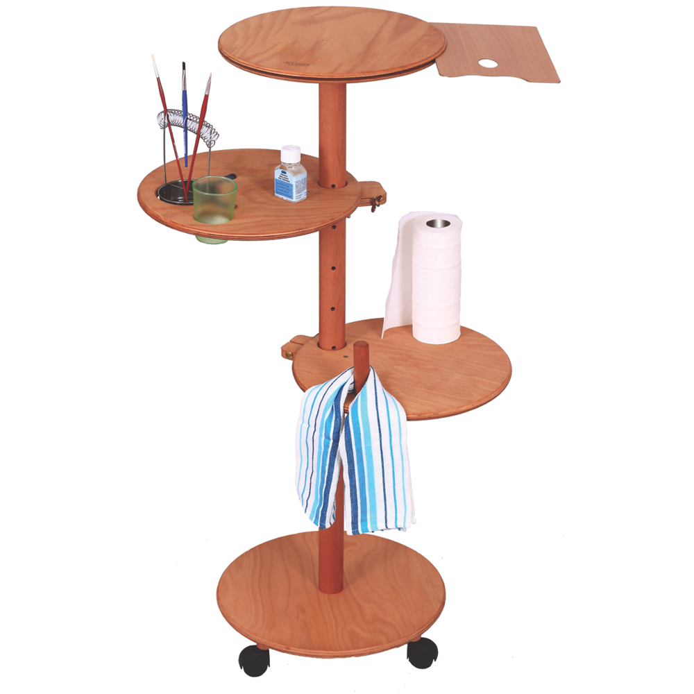Mabef Mbm-47 Multilevel Artist Support Stand