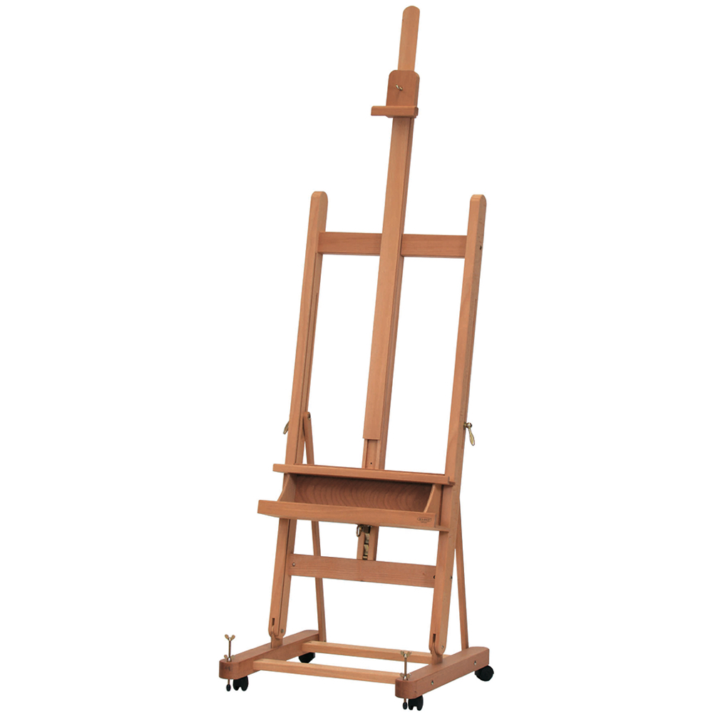 Mabef Mbm-06D Deluxe Studio Easel *OS3