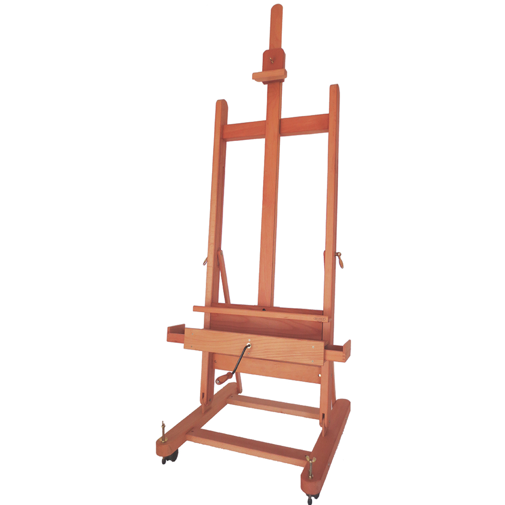 Mabef Mbm-05 Small Studio Easel W/Crank