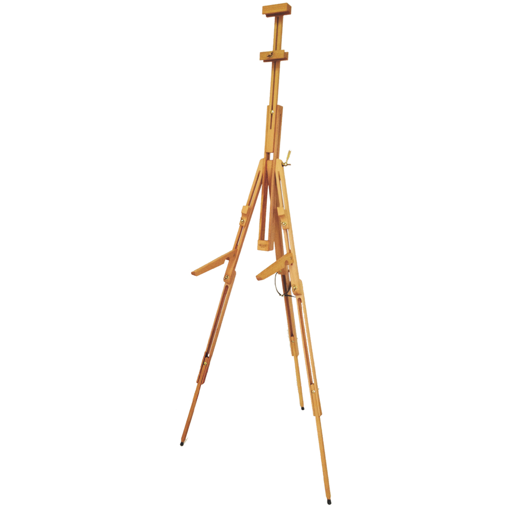 Mabef Mbm-27M Mini Field Easel W/Arms