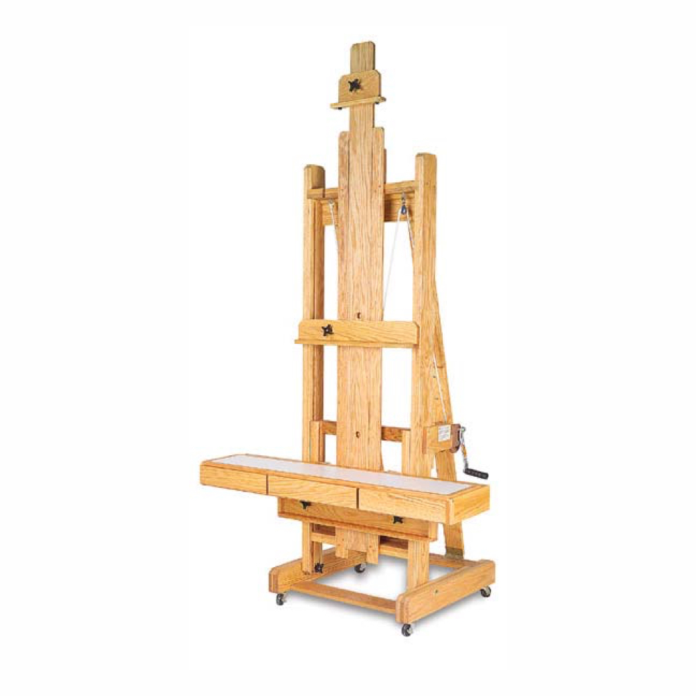 Best Abiquiu Easel With Tray *OS3