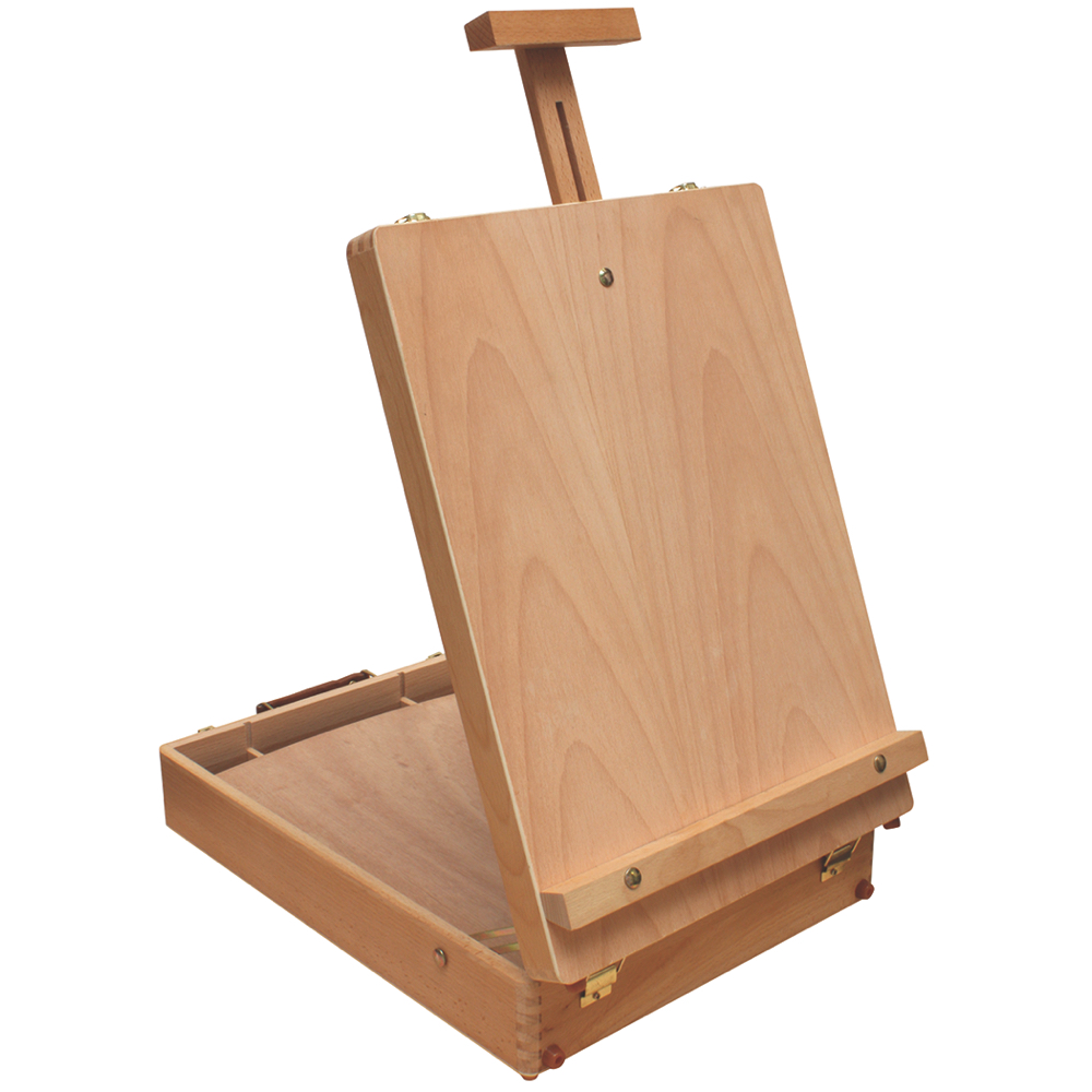 Art Alt Merced Tabletop Sketchbox Easel