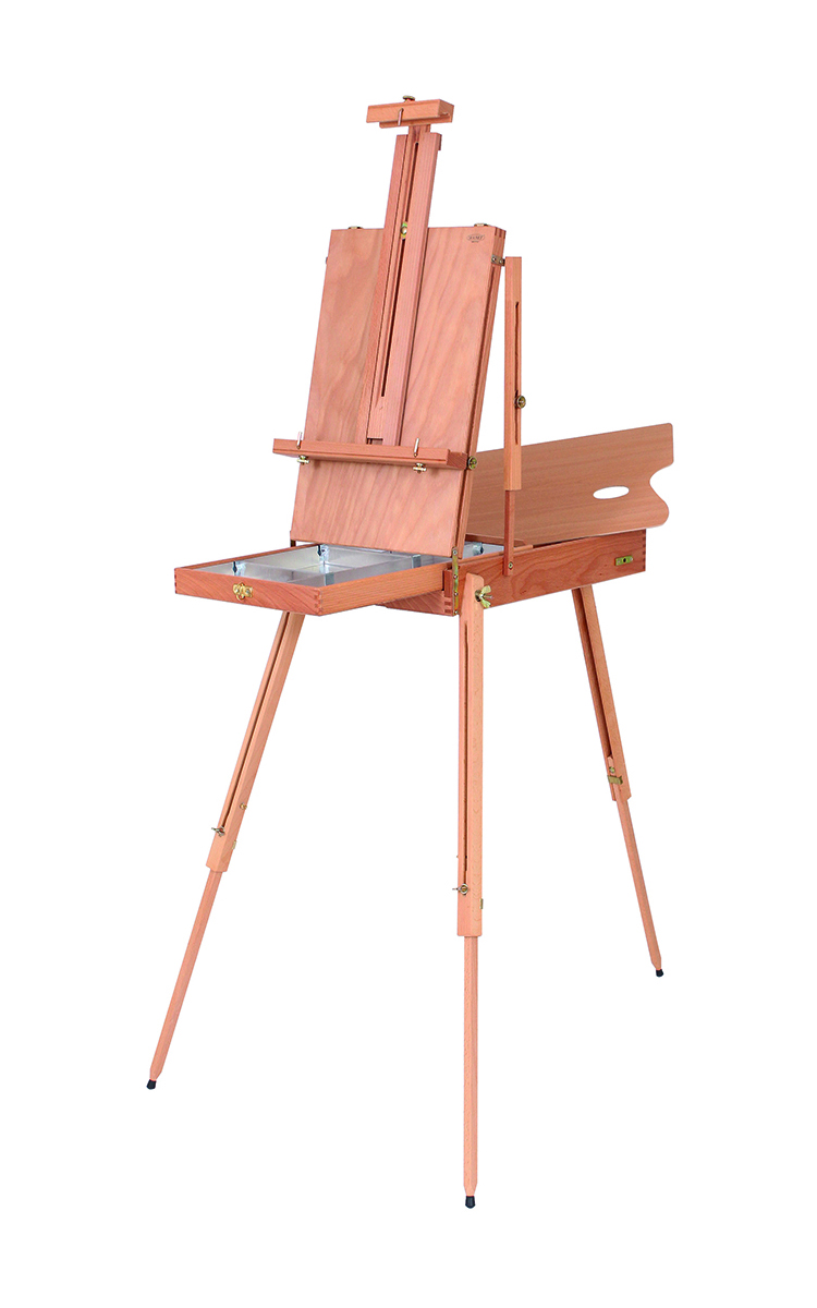 French Box & Field Easels