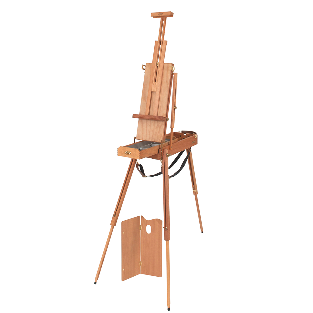 Mabef Mbm-23 Sketchbox Backpacker Easel