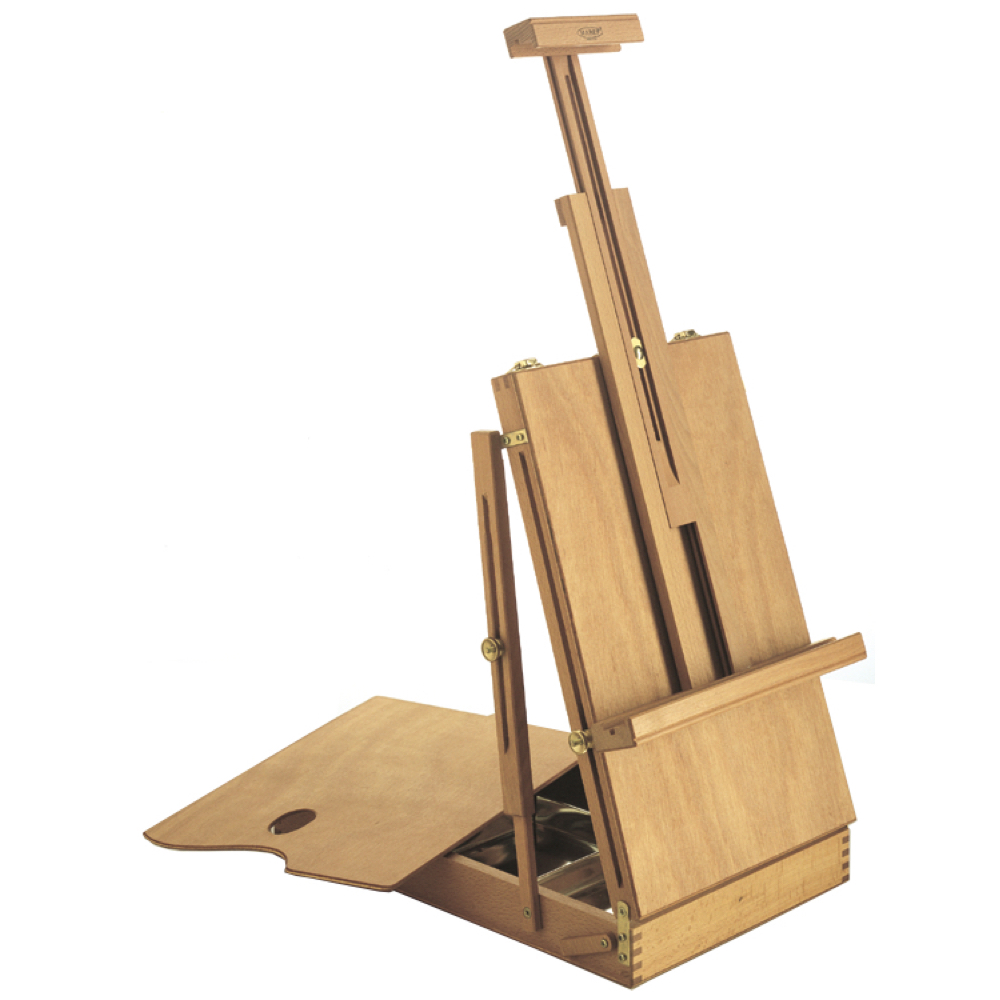 Mabef Mbm-24 Sketchbox Table Easel