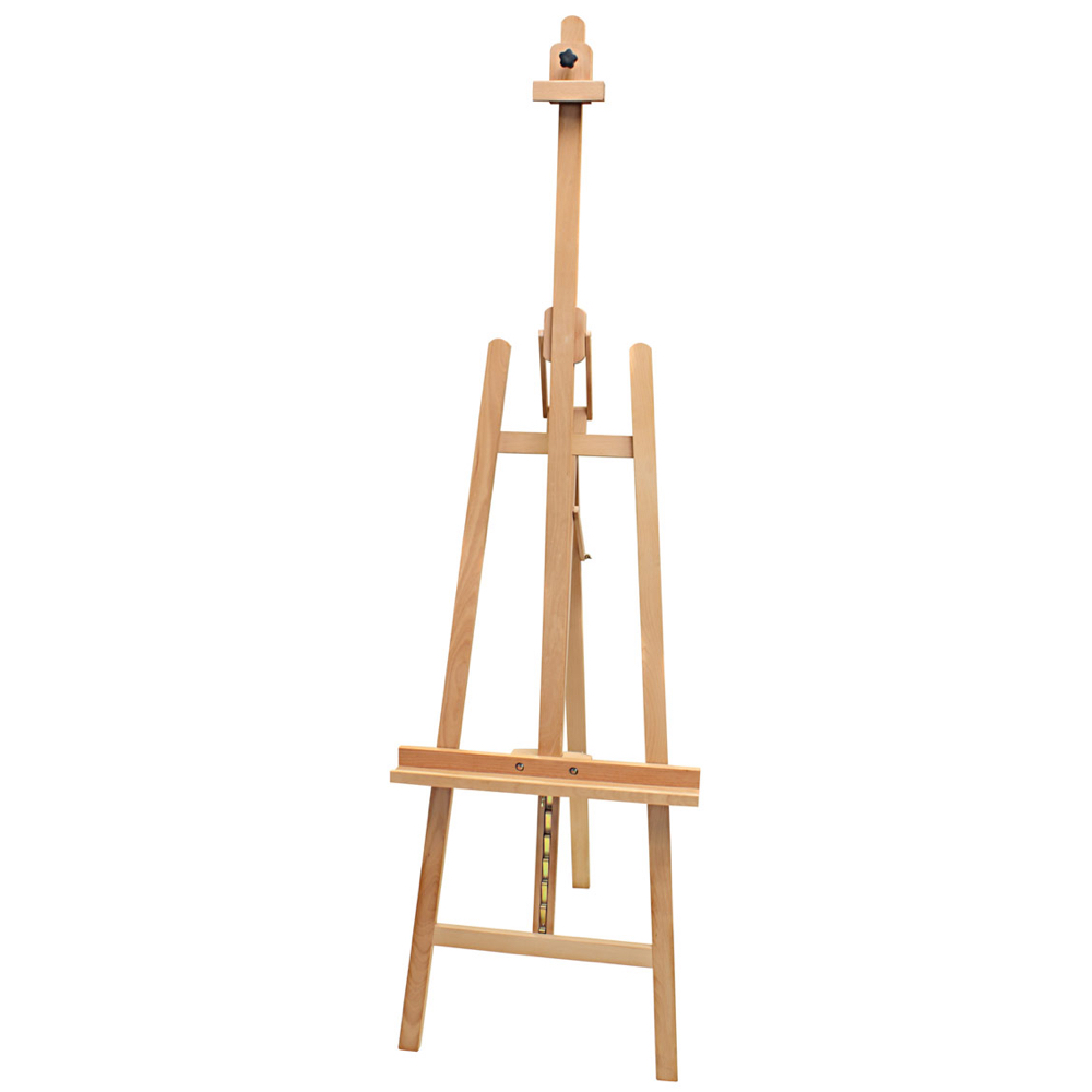 Hyatt's Nickel City Easel - Beechwood Lyre