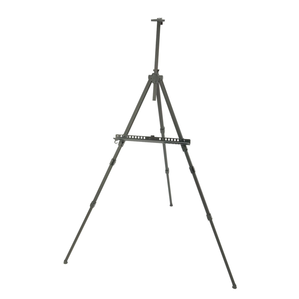 Heritage Deluxe Black Aluminum Easel