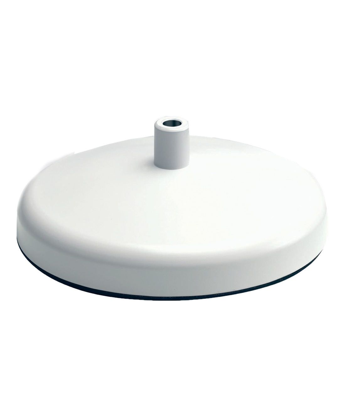 Daylight Small Table Base White