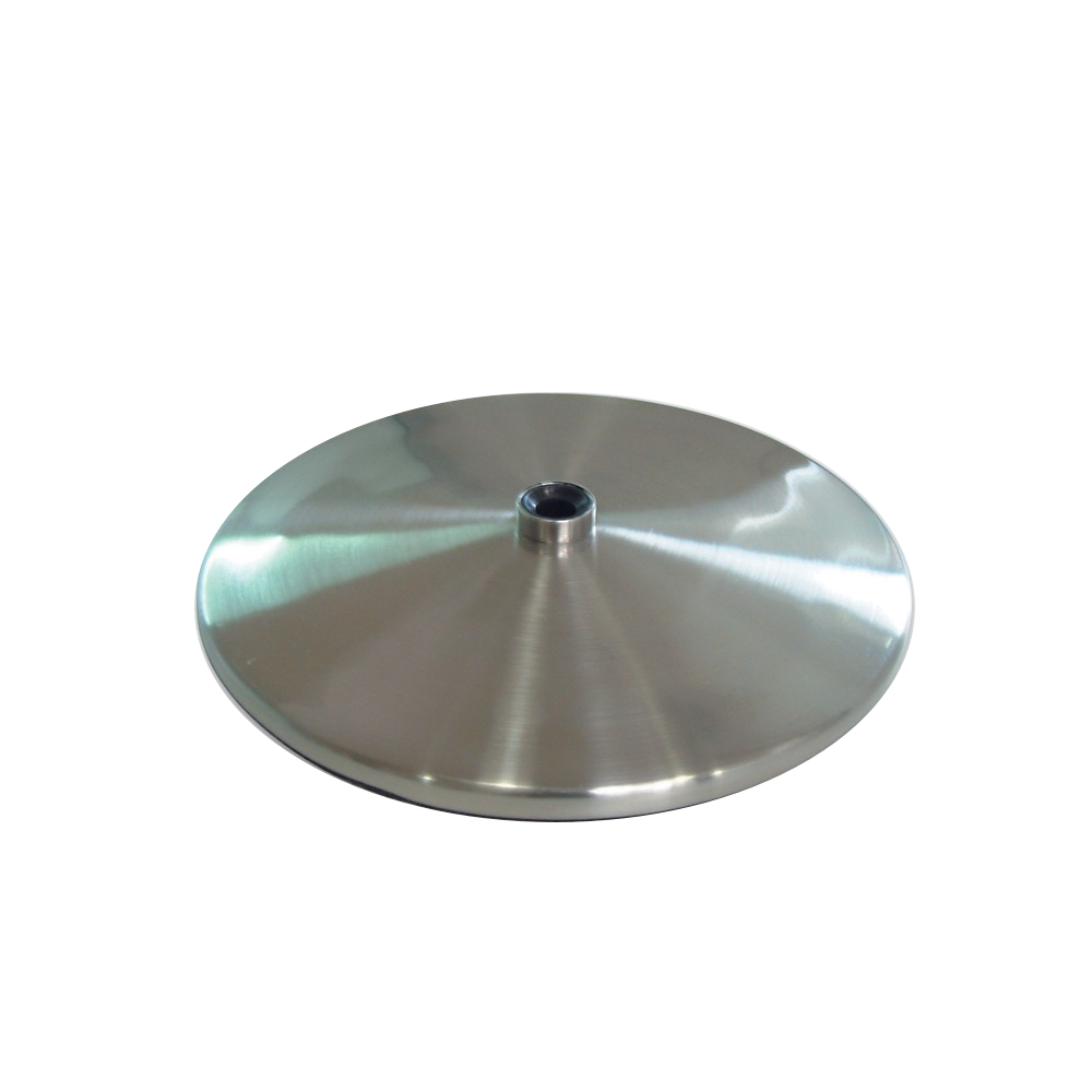 Daylight Slimline Table Base Chrome