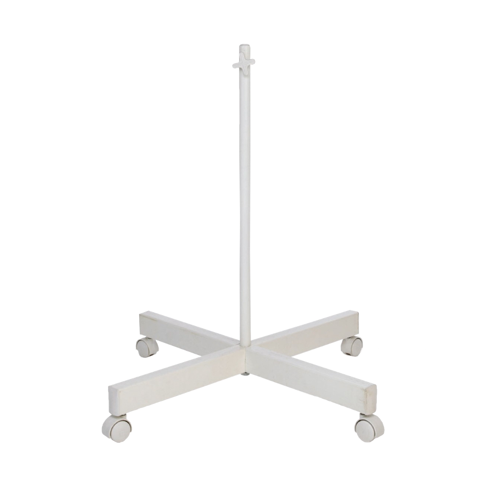 Daylight 4 Spoke Floorstand White
