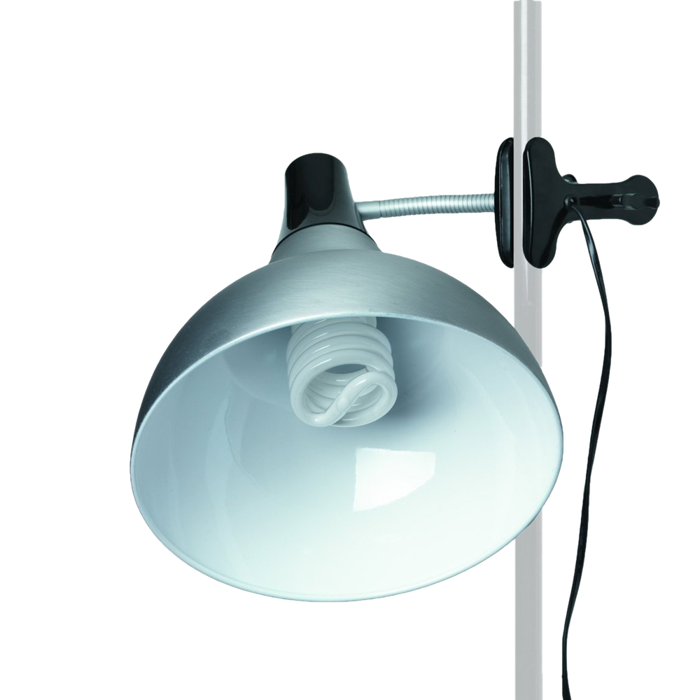 Daylight Clip-On Studio Lamp