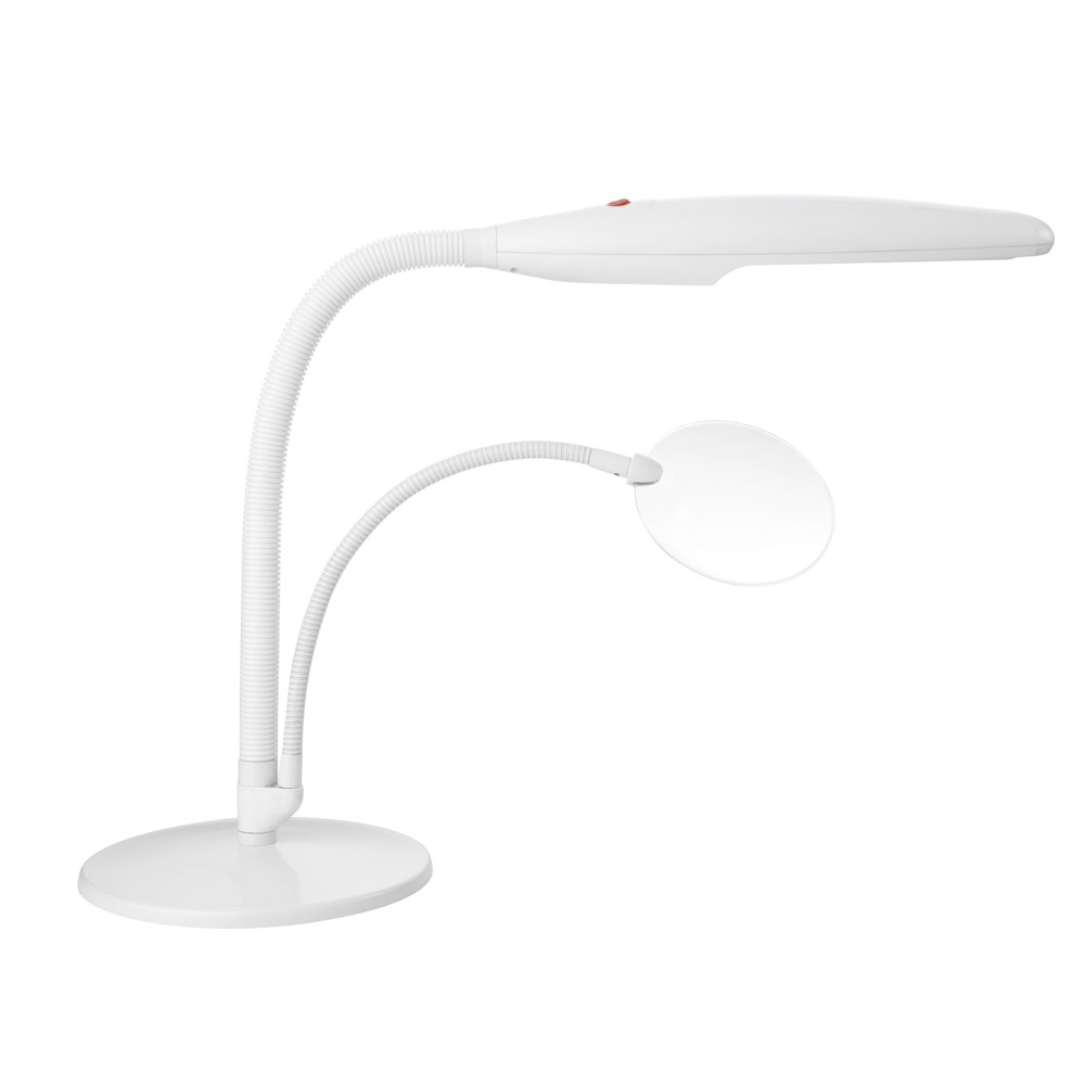 Daylight Tabletop Lamp White U23020-01