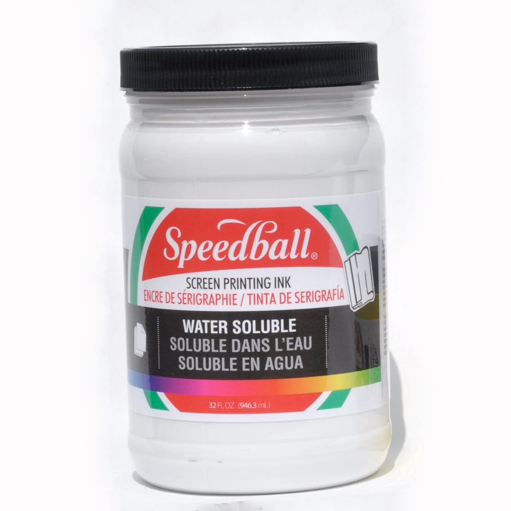 Speedball Screen Prtg Ink 32 Oz White