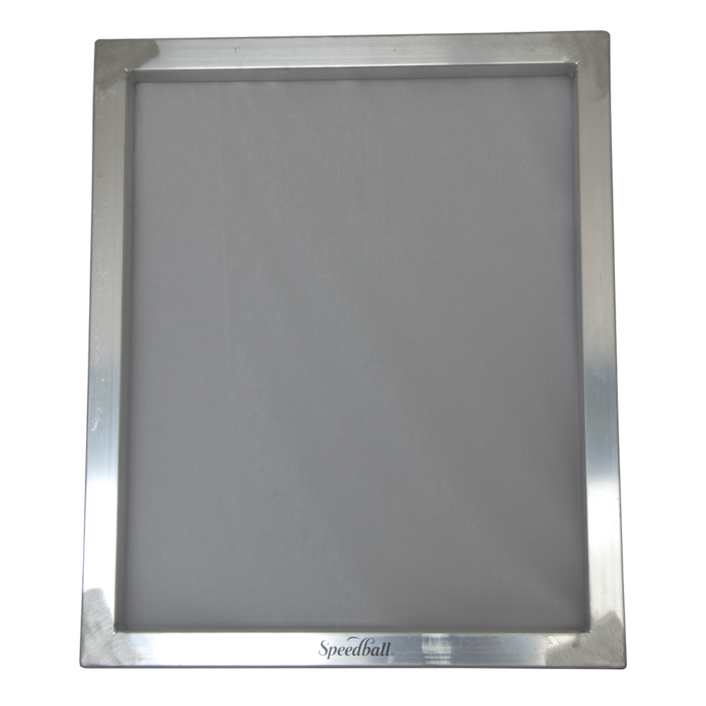 Speedball Alum Frame 20X24 155 Mesh White