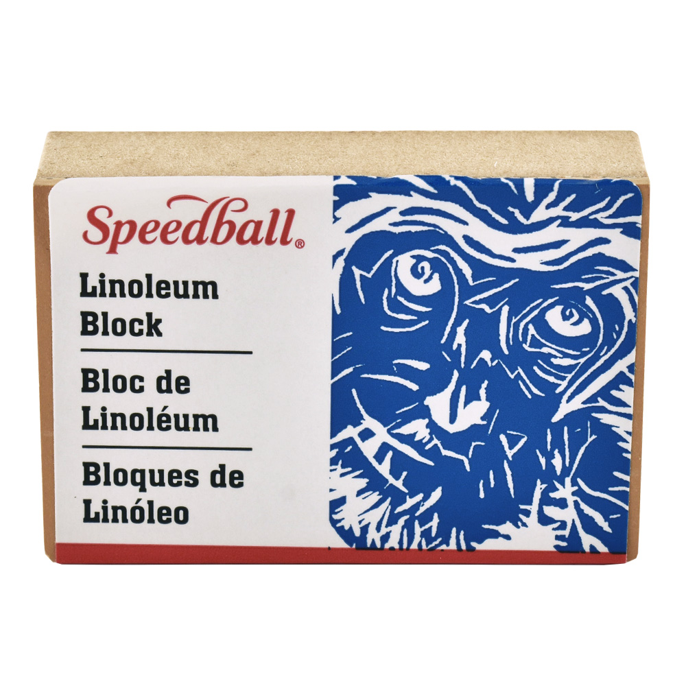 Speedball Linoleum Block 2 X 3