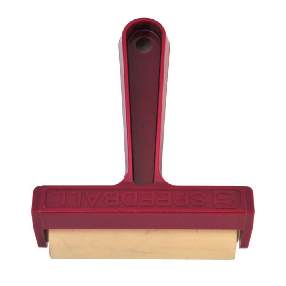 Speedball 64 Soft Brayer 4 In