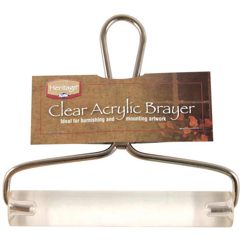 Heritage Acrylic Brayer 6 Inches