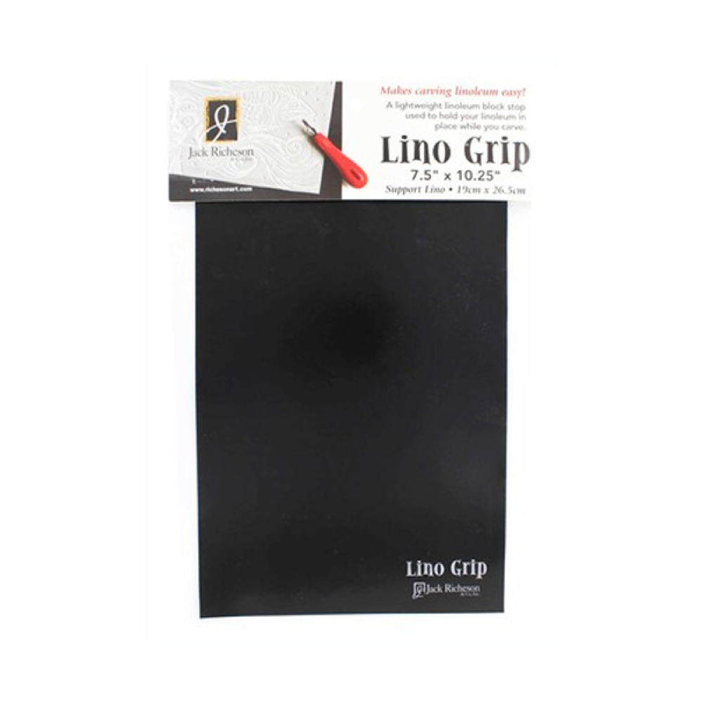 Richeson Lino Grip 7.5 X 10.26 Box Of 24