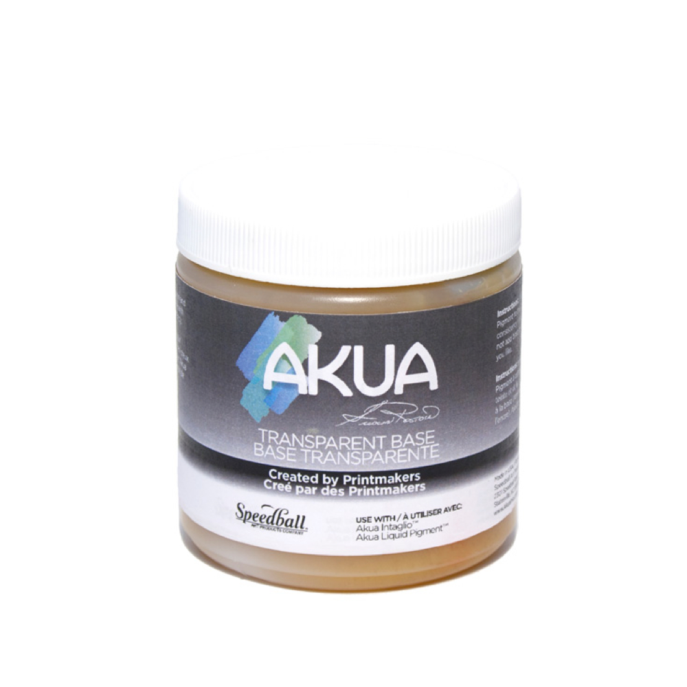 Akua 8 Oz Transparent Base