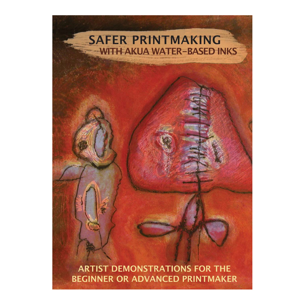 Akua Safer Printmaker Dvd