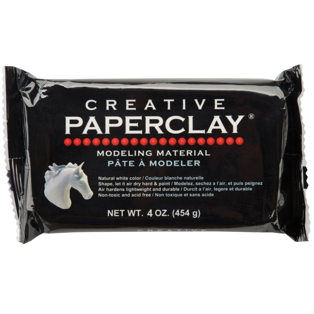 Creative Paperclay 4 Oz