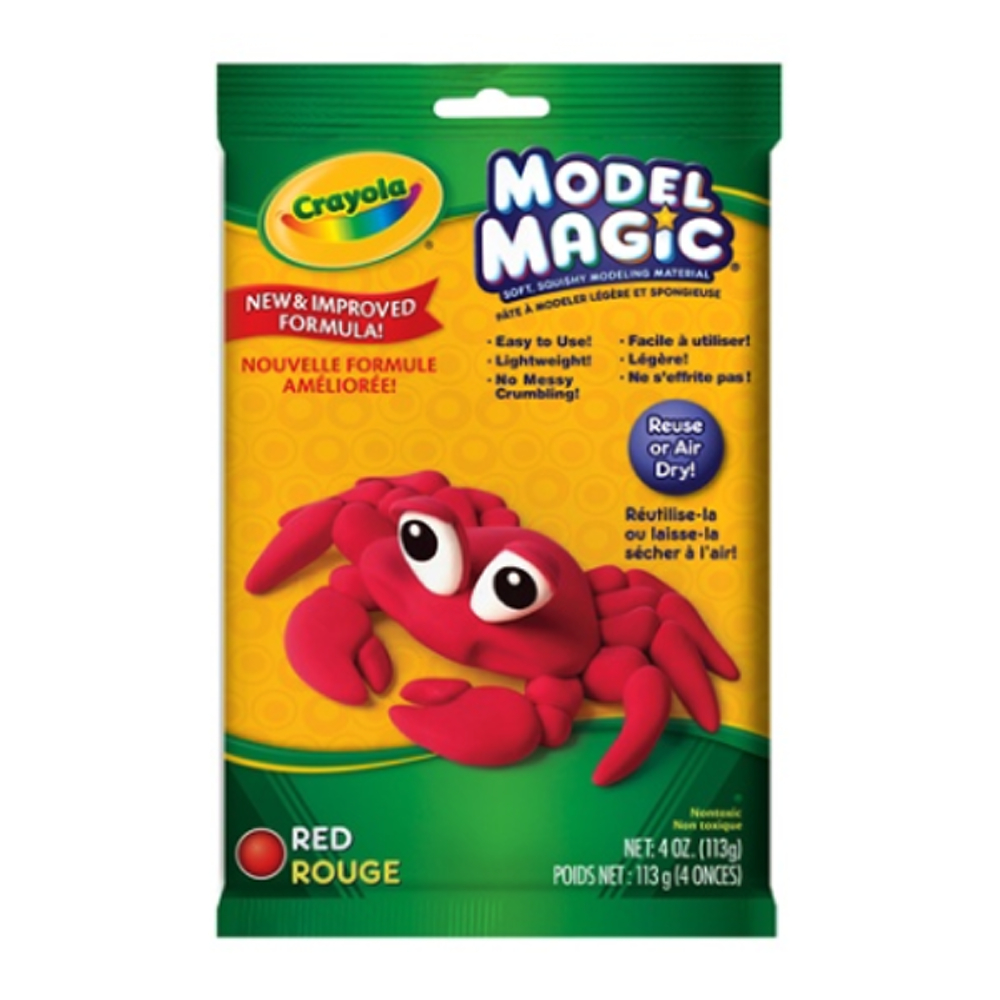 Crayola Model Magic 4 Oz Red