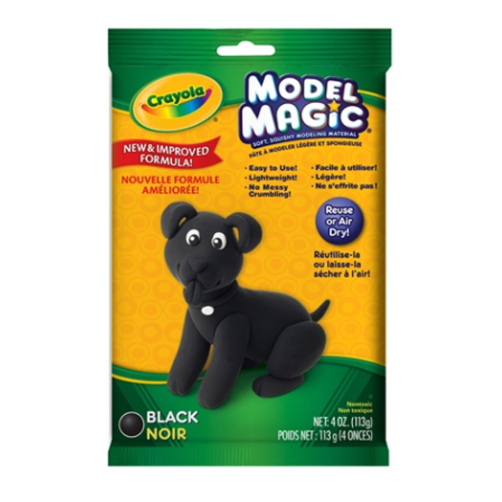 Crayola Model Magic 4 Oz Black