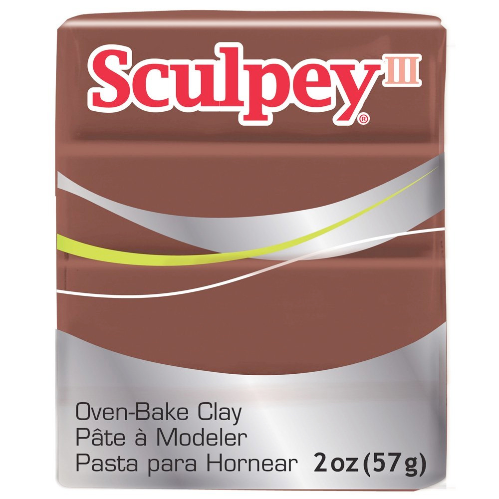 Sculpey 3 Chocolate 053