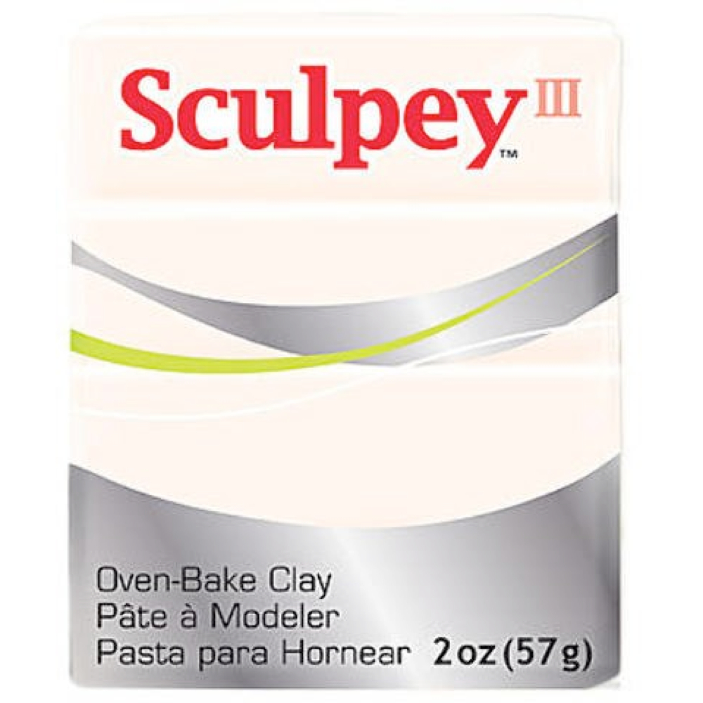 Sculpey 3 Translucent 010