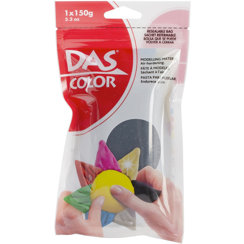 Das Black Clay 5.3 Oz